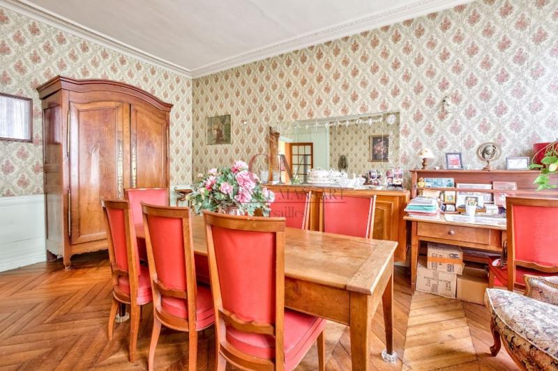 Vente de prestige appartement Versailles 1155000€ - Photo 2