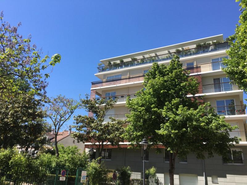 Sale apartment Issy-les-moulineaux 540000€ - Picture 1
