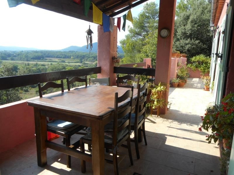 Sale house / villa Le val 335 000€ - Picture 3
