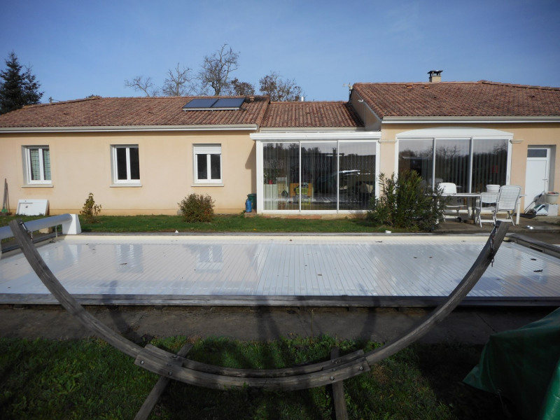 Vente maison / villa Morizes 205 200€ - Photo 1