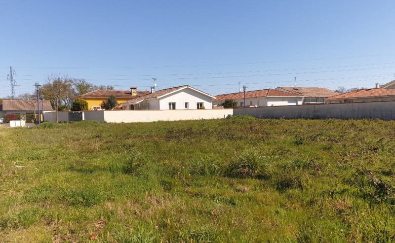 Vente terrain Narrosse 98 000€ - Photo 2