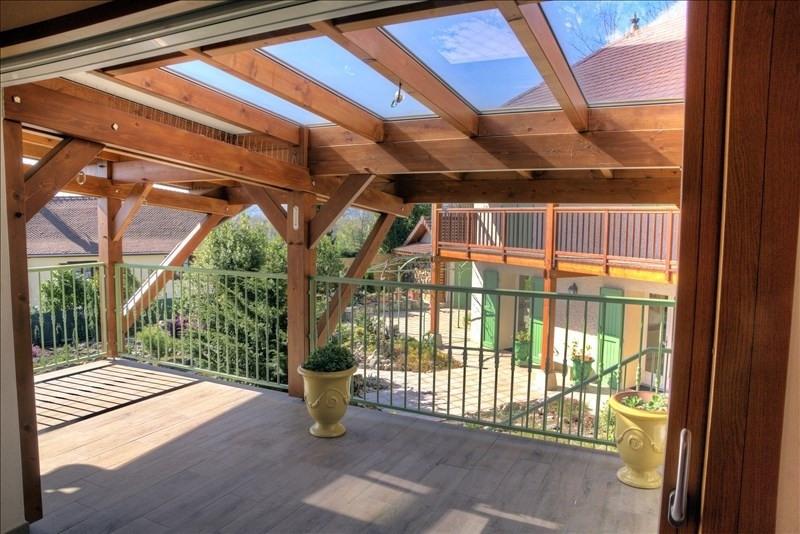 Revenda residencial de prestígio casa Morestel 390000€ - Fotografia 9