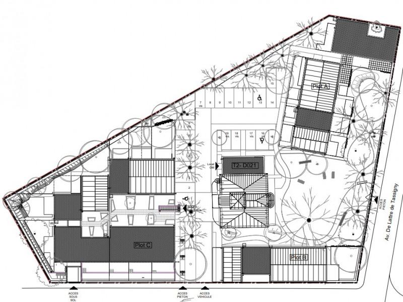 Vente maison / villa Bron 306000€ - Photo 4