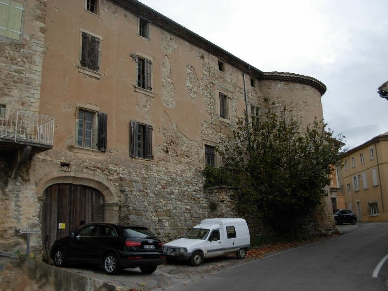 Vente de prestige château Rousset-les-vignes 365500€ - Photo 1