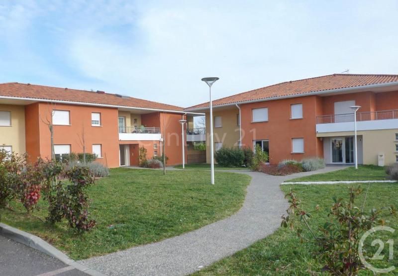 Rental apartment Tournefeuille 599€ CC - Picture 1