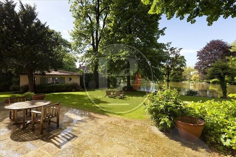 Immobile residenziali di prestigio casa Le vesinet 3190000€ - Fotografia 2