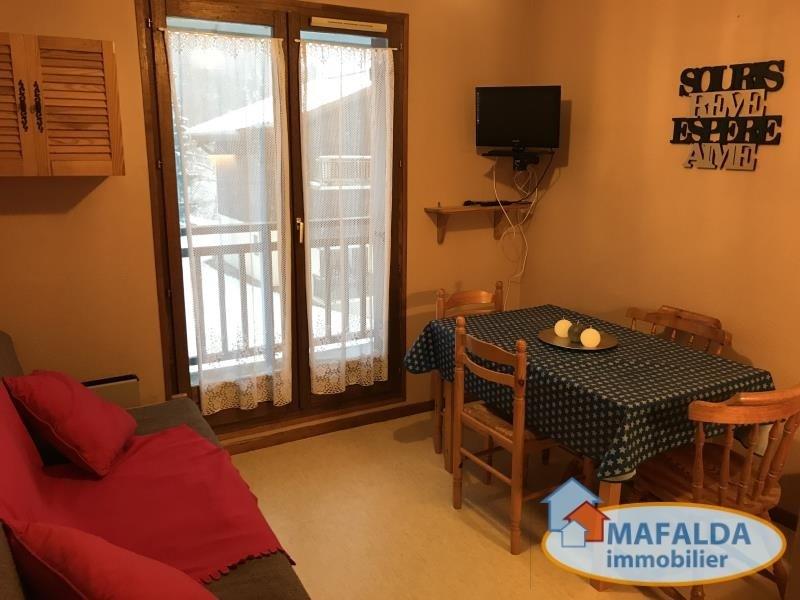 Vente appartement Mont saxonnex 49500€ - Photo 1