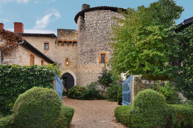 Deluxe sale house / villa Chazay d'azergues 2300000€ - Picture 2