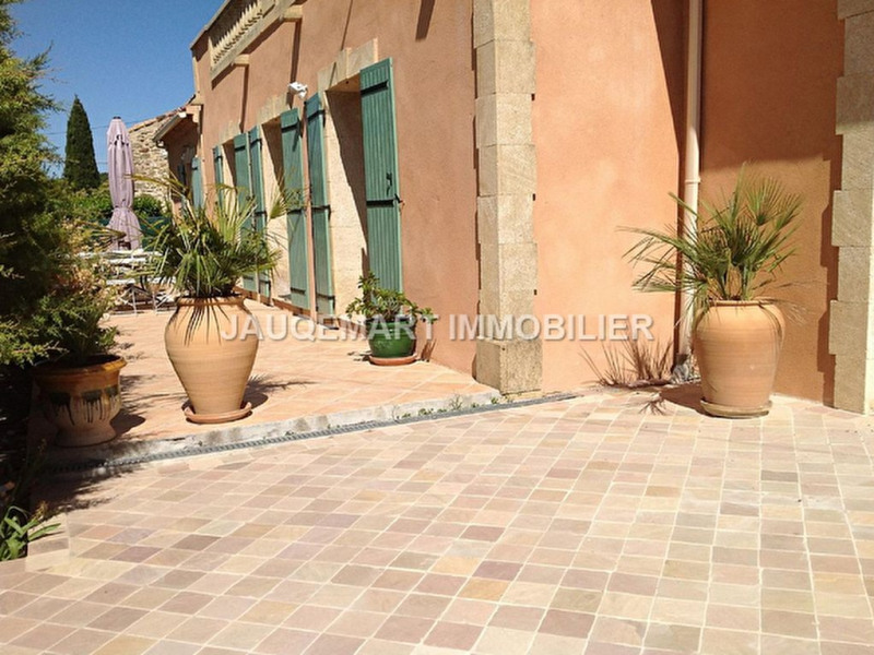 Vacation rental house / villa Lambesc 850€ - Picture 2