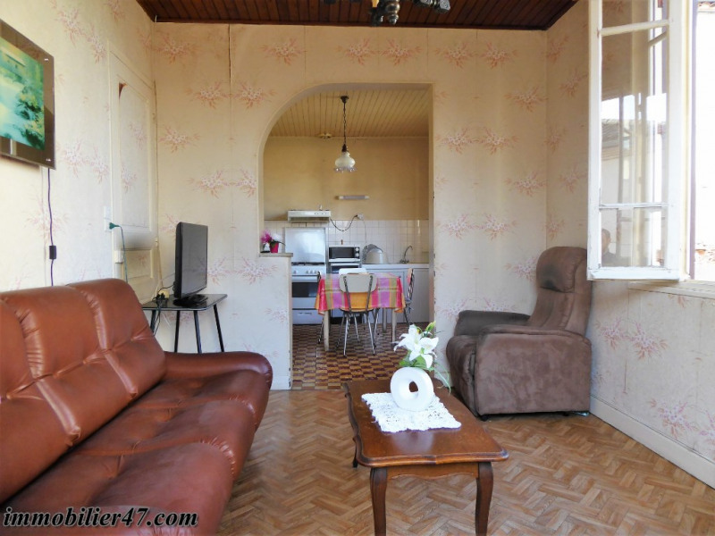 Vente maison / villa Castelmoron sur lot 75 600€ - Photo 4