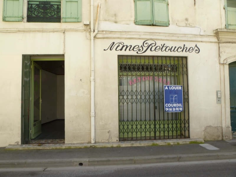Location local commercial Nimes 380€ HT/HC - Photo 2