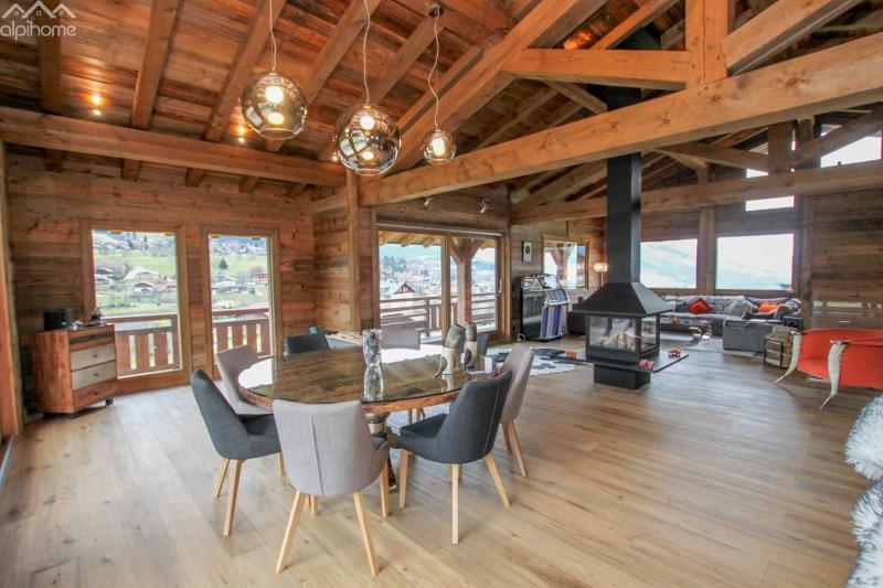 Deluxe sale house / villa Combloux 1390000€ - Picture 1