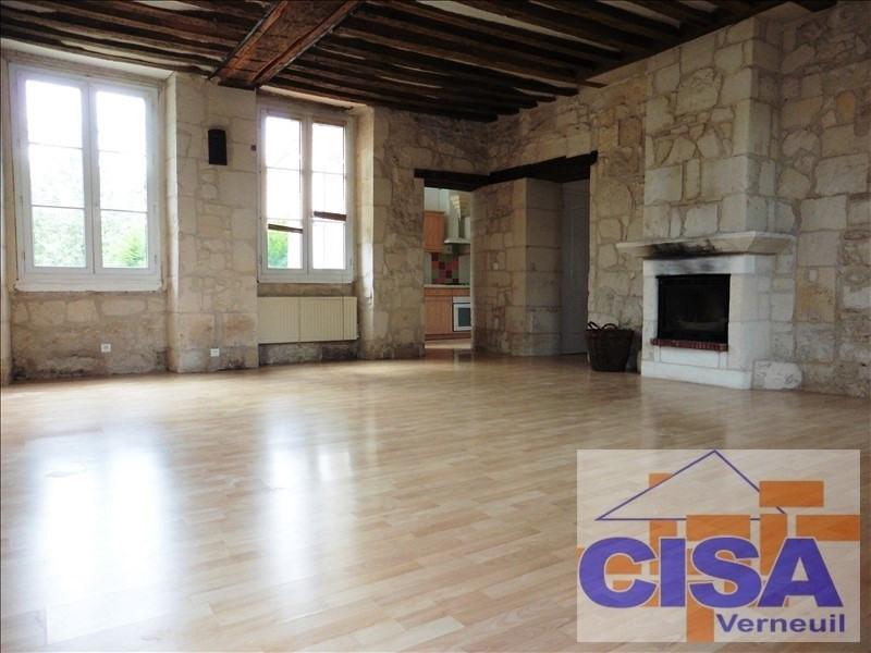 Sale apartment Senlis 159000€ - Picture 1