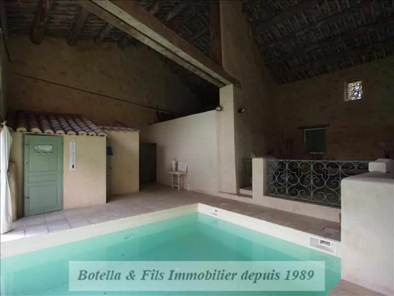 Verkoop van prestige  huis Uzes 526000€ - Foto 3