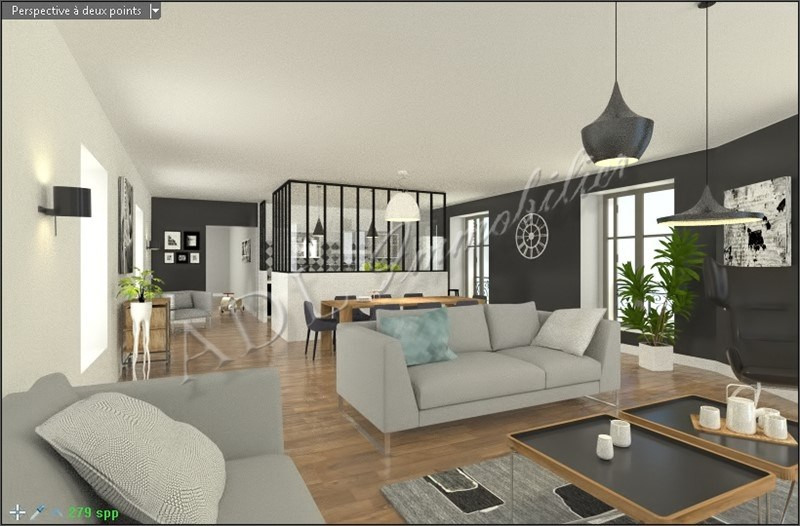 Sale apartment Chantilly 465000€ - Picture 2