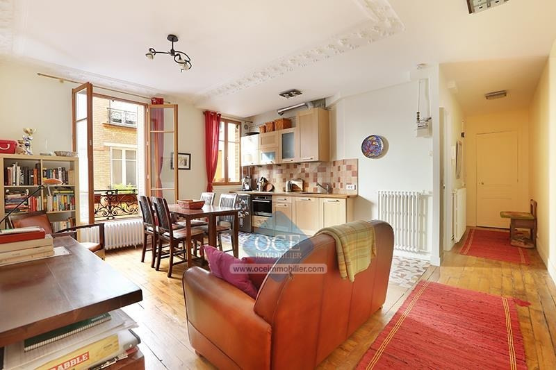 Sale apartment Paris 14ème 550 000€ - Picture 2