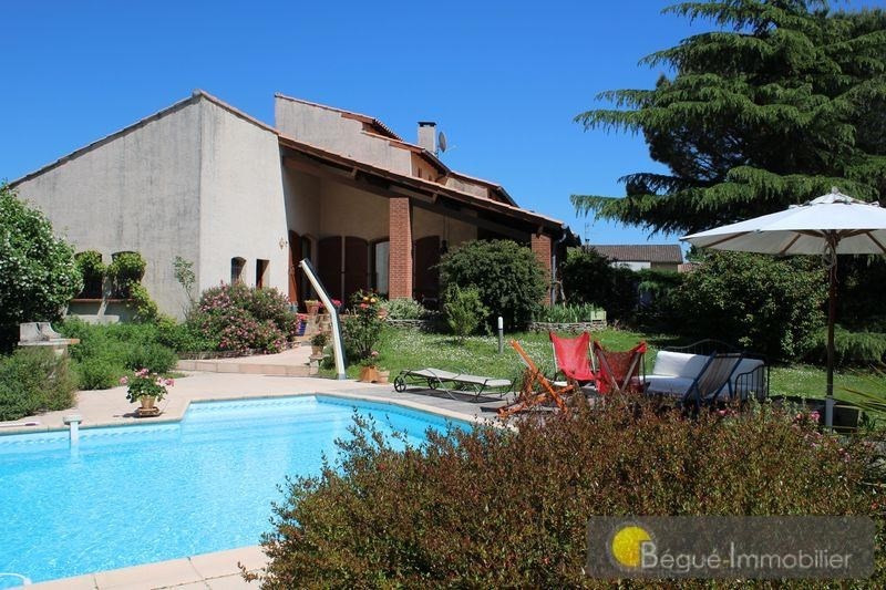 Sale house / villa Pibrac 538 000€ - Picture 6