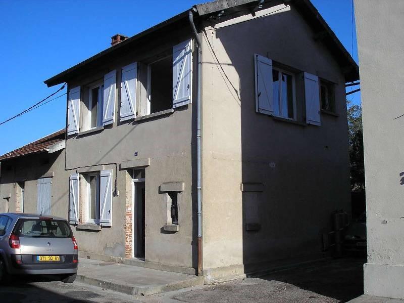 Rental house / villa Lavaur 640€ CC - Picture 1