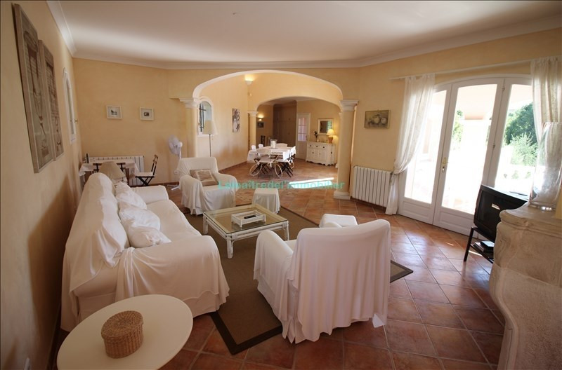 Vente de prestige maison / villa Saint cezaire sur siagne 722800€ - Photo 5
