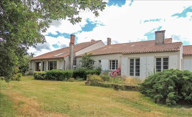 Sale house / villa Gaillan en medoc 325500€ - Picture 2