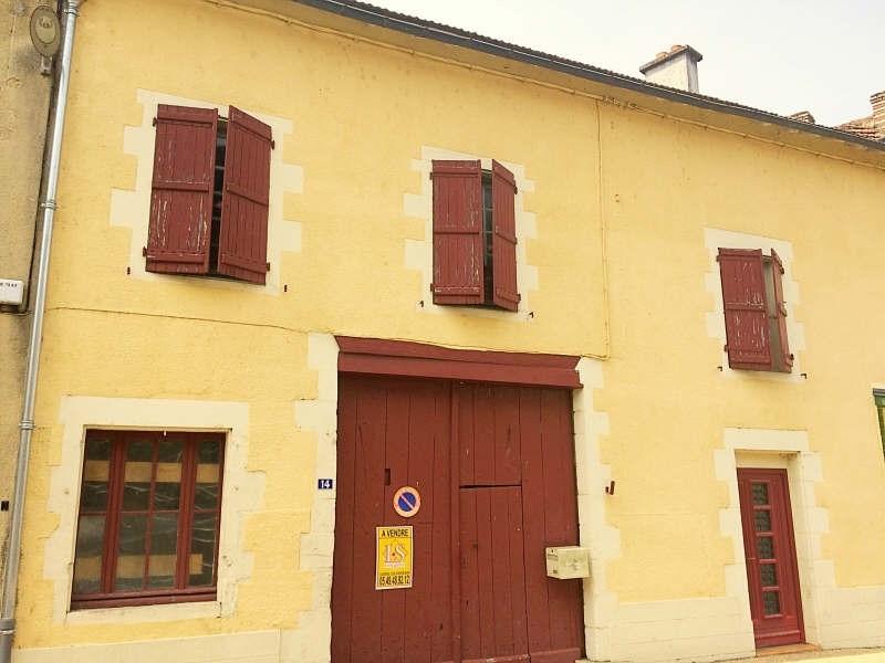 Vente maison / villa Lussac les chateaux 149000€ - Photo 8