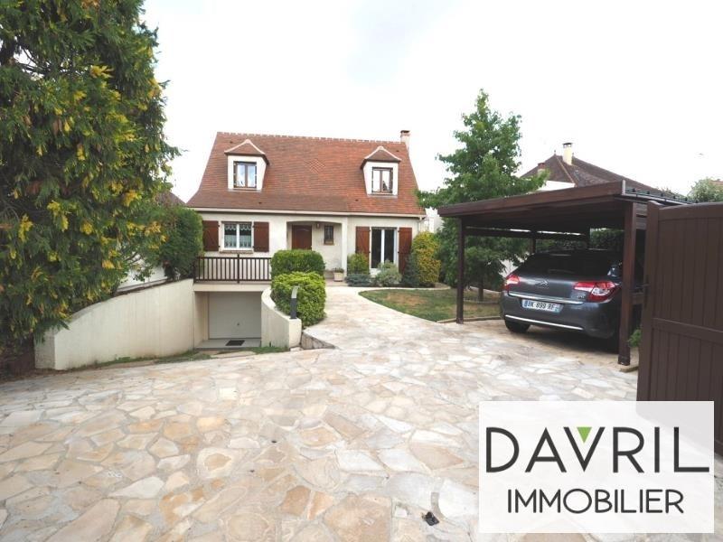 Vente maison / villa Conflans ste honorine 550000€ - Photo 7