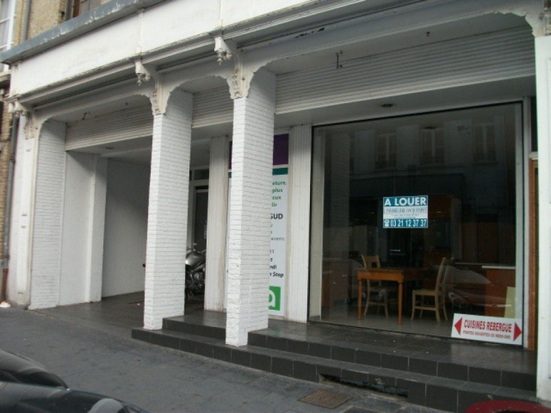 Vente local commercial St omer 336000€ - Photo 1