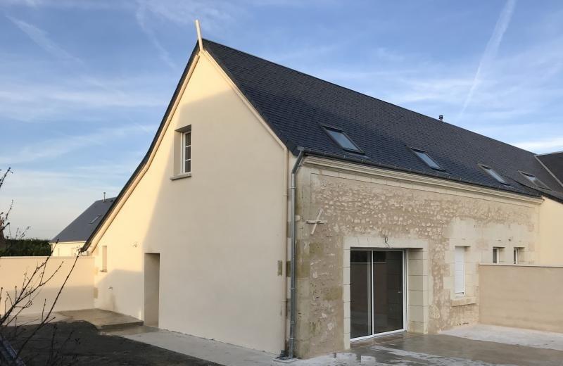 Location maison / villa Druye 800€ CC - Photo 1