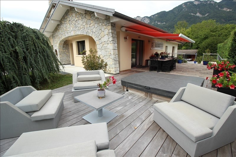 Deluxe sale house / villa Ayze 834 000€ - Picture 3