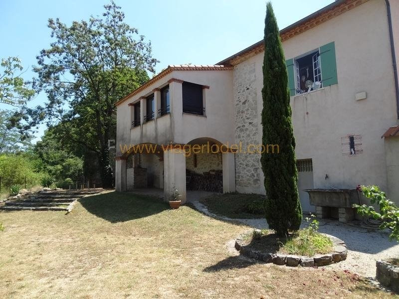 Life annuity house / villa Ganges 132 500€ - Picture 1