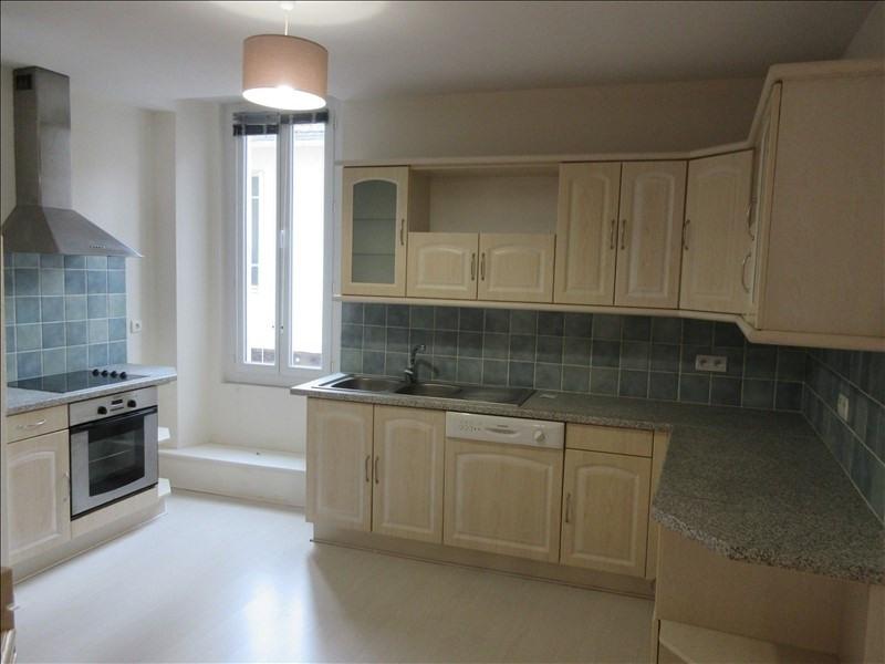 Verhuren  appartement Voiron 617€ CC - Foto 1