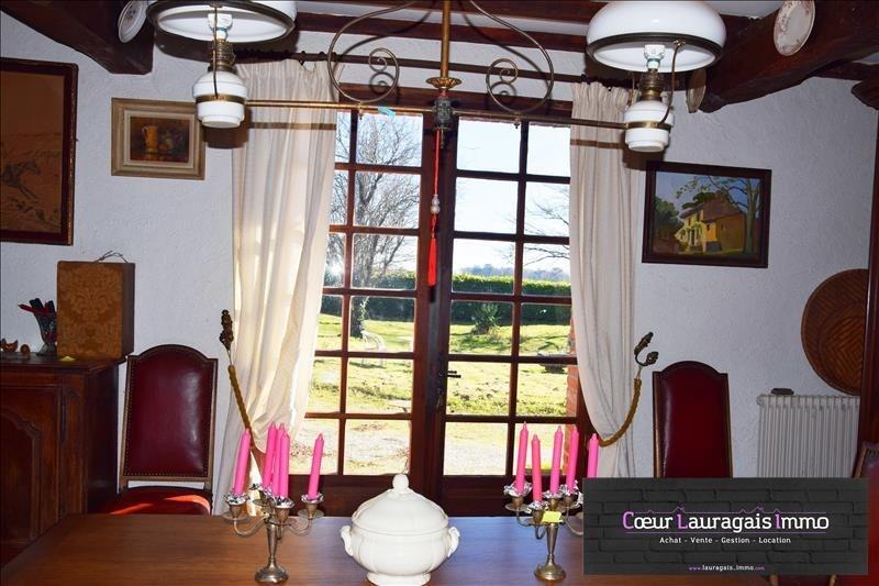 Sale house / villa Dremil lafage 472000€ - Picture 7