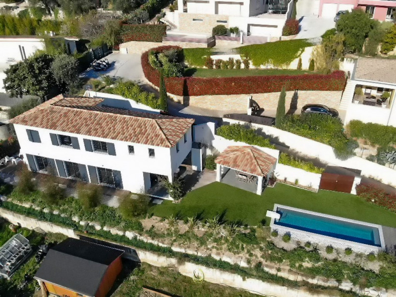 Revenda residencial de prestígio casa Falicon 1197000€ - Fotografia 17