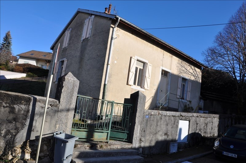 Investment property building Oyonnax 156000€ - Picture 1