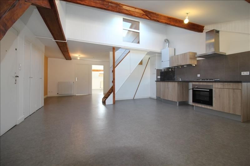 Rental apartment Voiron 607€ CC - Picture 1