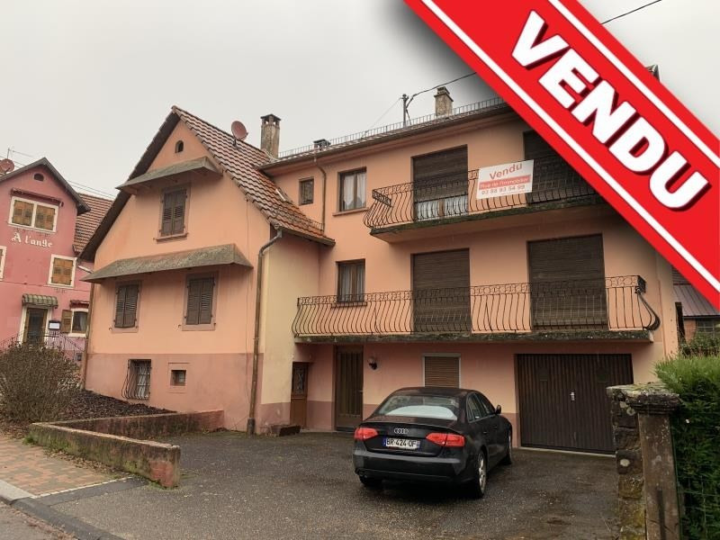 Sale house / villa Climbach 117499€ - Picture 1