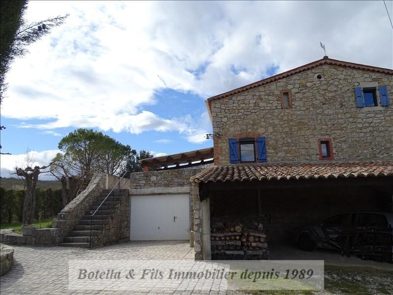 Vente maison / villa Barjac 318000€ - Photo 2