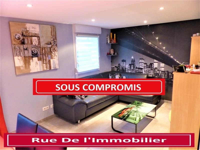 Sale house / villa Niederschaeffolsheim 244000€ - Picture 1