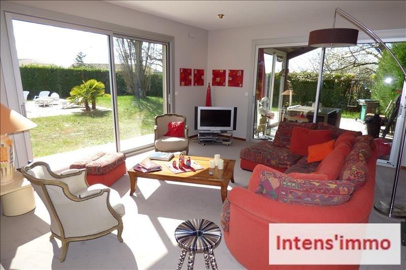 Sale house / villa Bourg de peage 384000€ - Picture 2