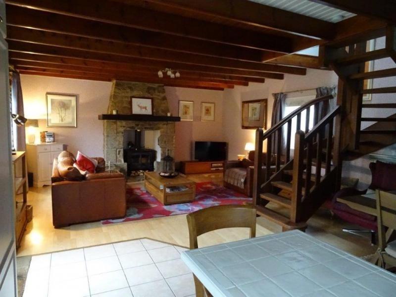 Sale house / villa Callac de bretagne 159950€ - Picture 2