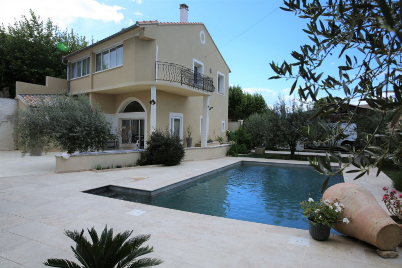 Revenda casa Caumont sur durance 375000€ - Fotografia 2