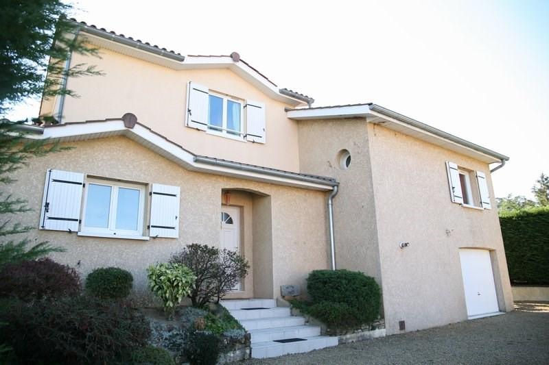 Sale house / villa Marcy l etoile 532000€ - Picture 2