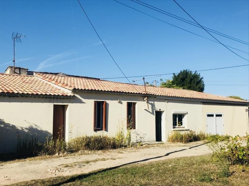 Sale house / villa Soussans 123000€ - Picture 1