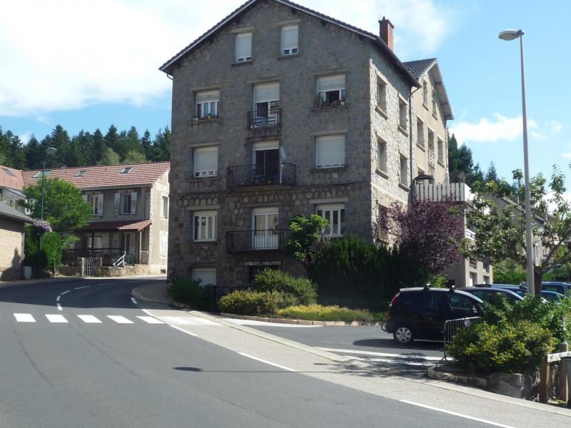 Vente appartement Le chambon sur lignon 119000€ - Photo 1