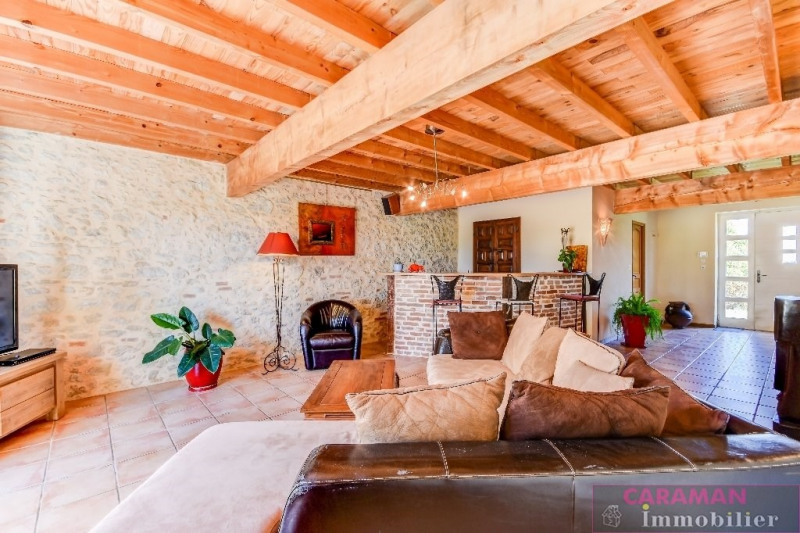 Sale house / villa Caraman 329 000€ - Picture 2