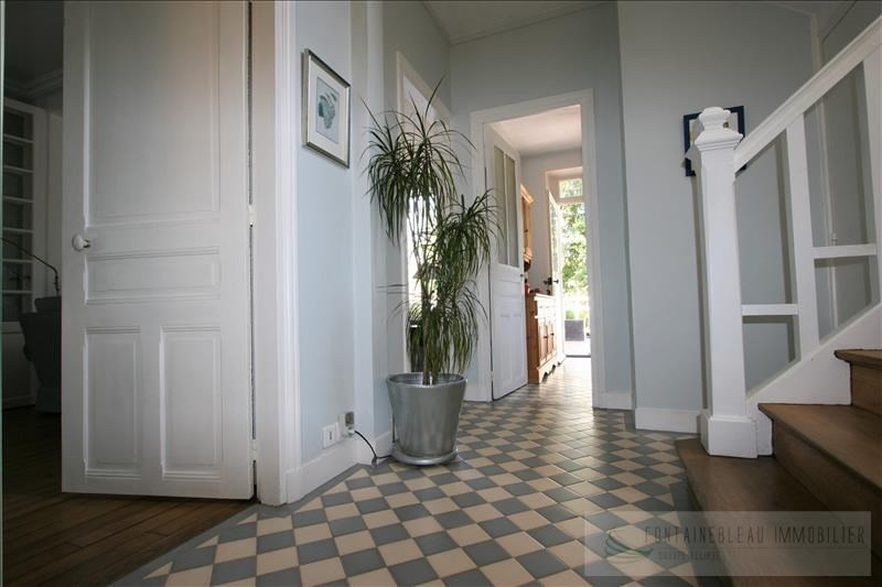 Vente maison / villa Thomery 459000€ - Photo 7