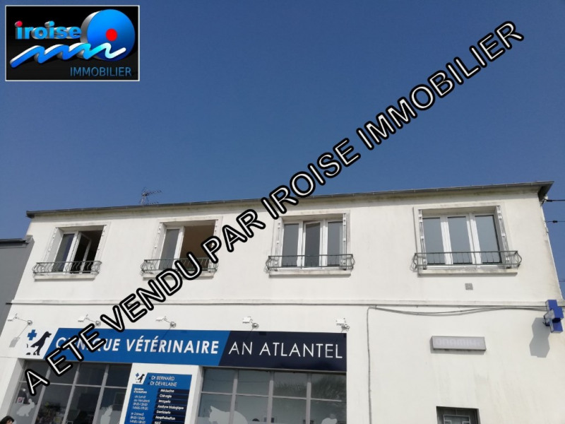 Sale apartment Plouzané 107 100€ - Picture 1