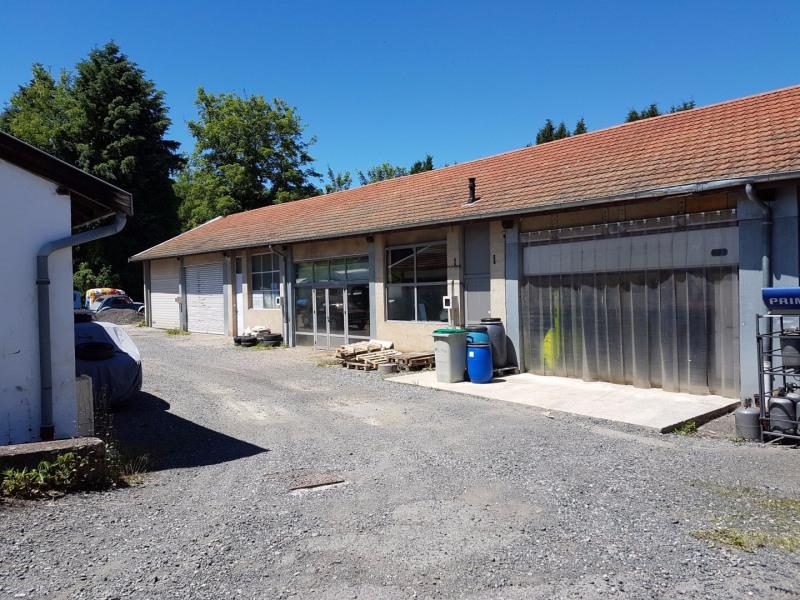 Vente local commercial Ste foy l argentiere 670000€ - Photo 1