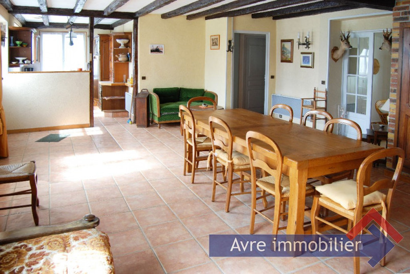 Vente maison / villa Verneuil d'avre et d'iton 209500€ - Photo 4