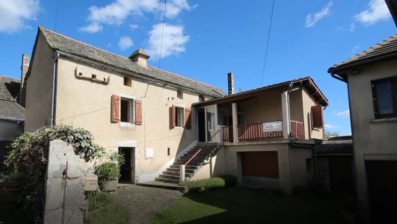 Vente maison / villa Saint andré de najac 85000€ - Photo 1